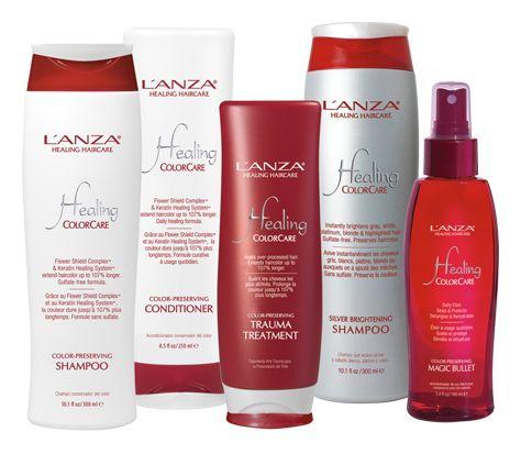Μέγιστη προστασία του χρώματος στα βαμμένα μαλλιά.