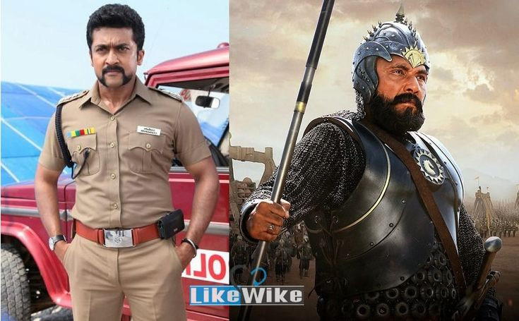 Arrest Warrants against Popular Tamil Stars: Suriya (South Singham) and Baahubali's Kattapa (Sathyaraj)