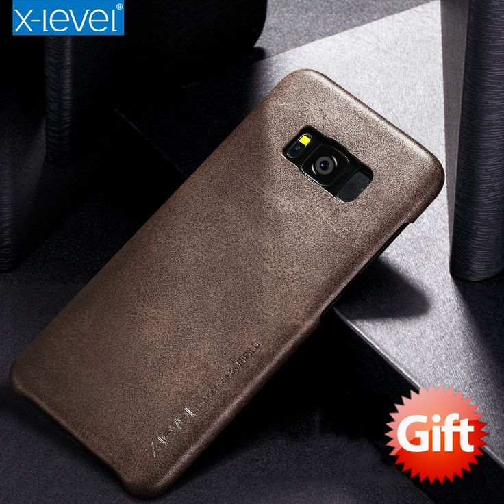 X-Level Leather Phone Case For Samsung Galaxy S8 Plus Ultra thin PU Back case For Samsung Galaxy S8 //Price: $16.99 & FREE Shipping // http://swixelectronics.com/product/x-level-leather-phone-case-for-samsung-galaxy-s8-plus-ultra-thin-pu-back-case-for-samsung-galaxy-s8/    #hashtag1