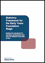"Statutory Framework for the Early Years Foundation Stage 2012 ("",)"