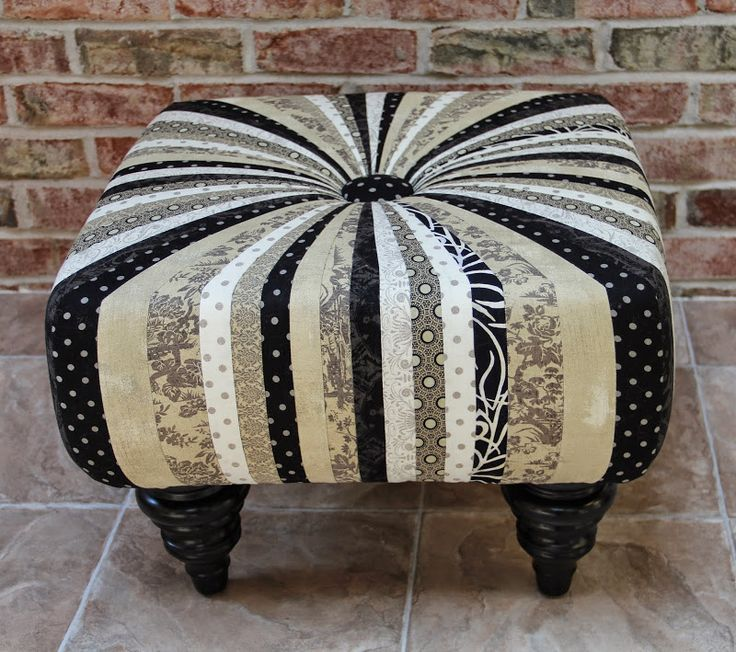how to make a tuffet - Google Search