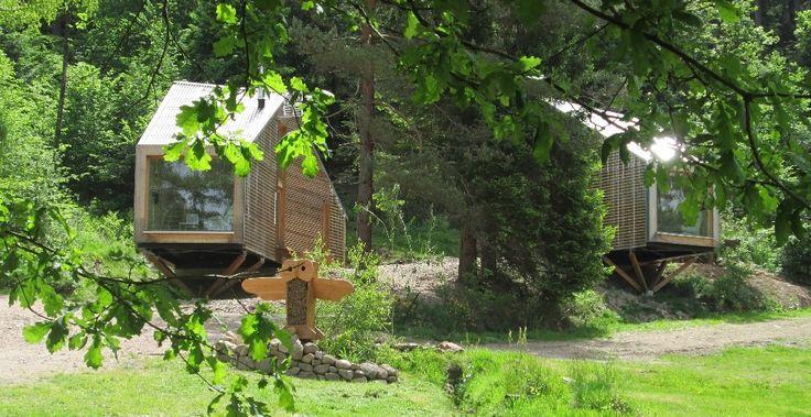 Location Chalet hébergement roulotte Camping écologique à Vagney Vosges Remiremont Gerardmer la Bresse | Camping du Mettey