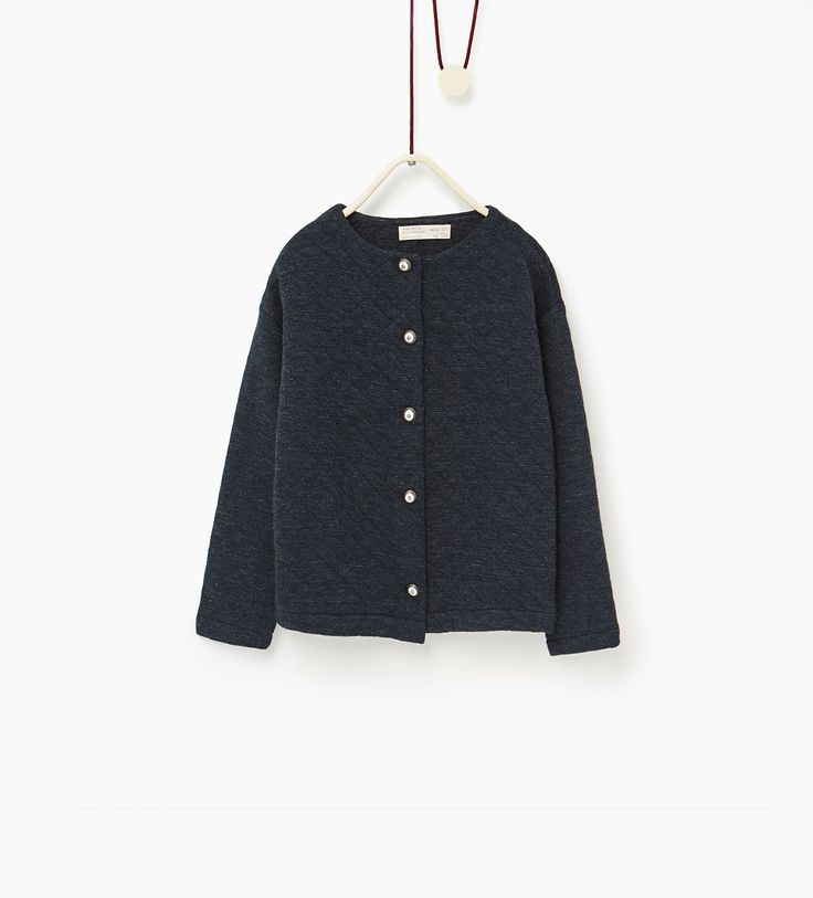 Bilde 2 fra Vattert jakke fra Zara