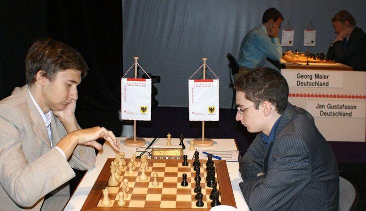Showdown beim Schach-Kandidatenturnier: Spannend bis zum letzten Zug - SPIEGEL ONLINE - Sport