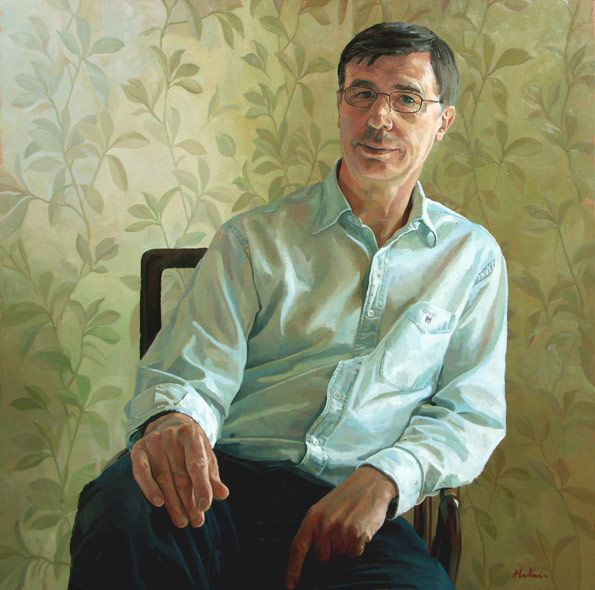 Alastair Adams PPRP - The Royal Society of Portrait Painters