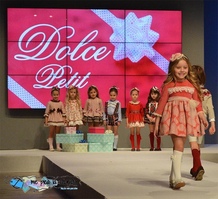 a29eceb00 Dolce Petit en FIMI (Feria Internacional de Moda Infantil organizada por  Feria Valencia) mostrando su próxima colección de moda infan…