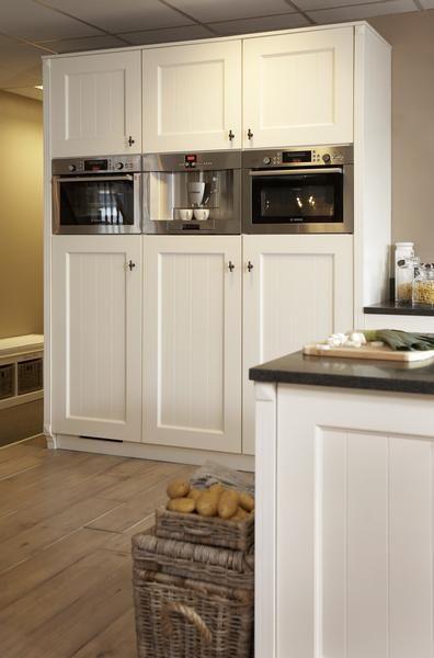 Modern farm kitchen