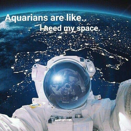 Aquarius...