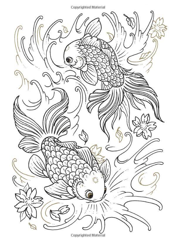 Tattoo Coloring Book: Oliver Munden, Jo Waterhouse: 9781780670119: Amazon.com: Books