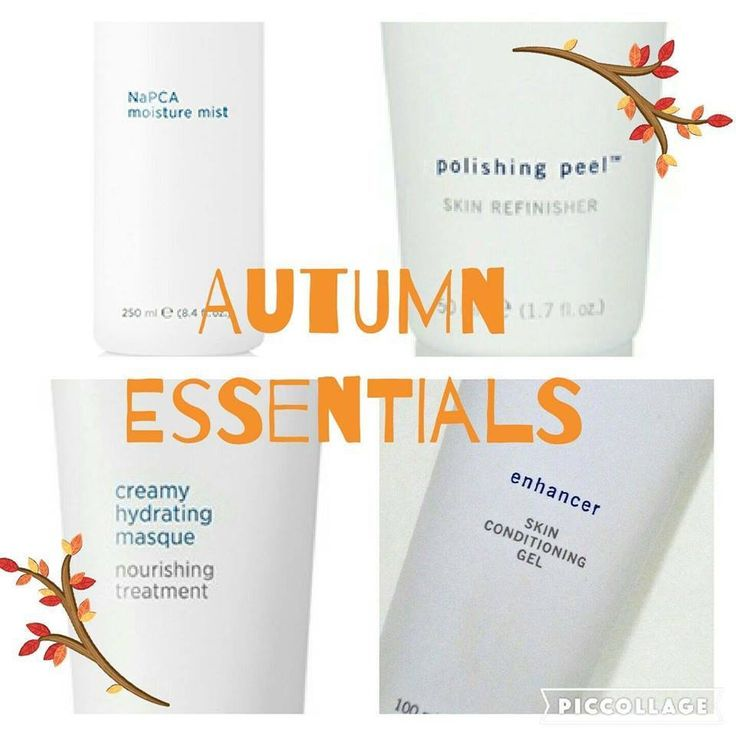 Its the weather for central heating, you should always moisturise your skin daily ❄  The products in the autumn essentials will help you and your skin this time of year, from dryness and sensitivity..  Moisture mist - locks in moisture, to use on face body and hair Enhancer - Soothes the skin and prevents moisture loss Polishing peel - Removes dead skin cells and toxins Creamy hydrating masque - Keeps skin looking, healthy, beautiful and radiant  ▪contact me to order