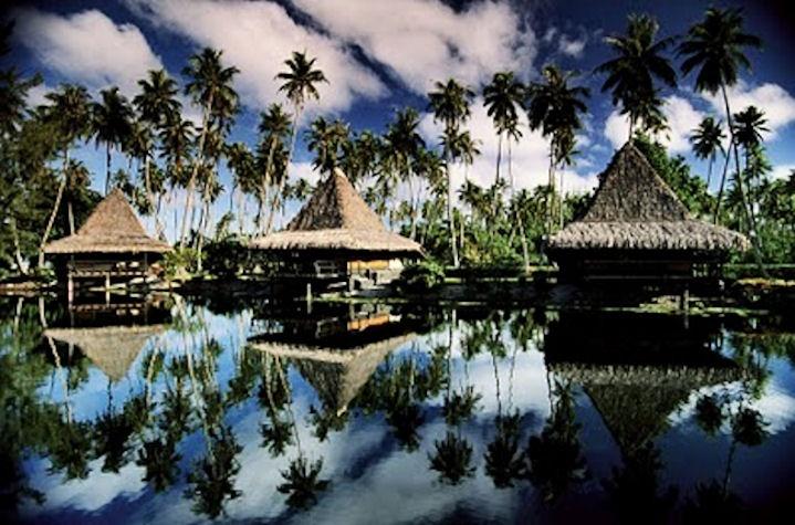 Hotel Tetiaroa, Tahiti...