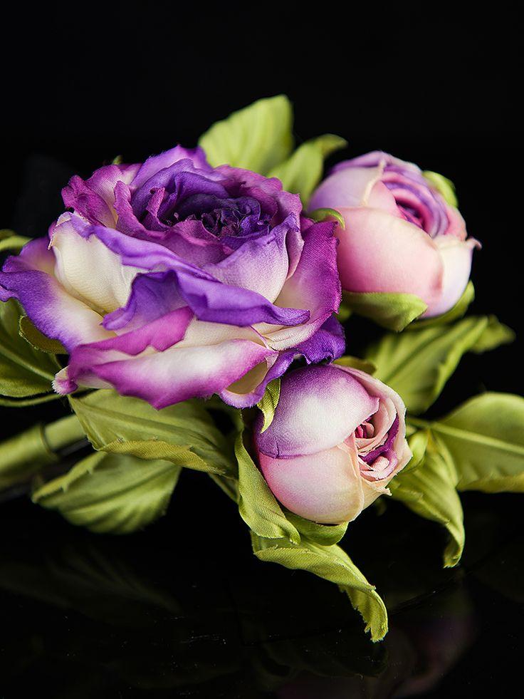 Новый мастер в нашей школе цветоделия - Ольга Якимова:....Вот такую розу мы будем делать на бесплатном мастер-классе:....Несколько работ Ольги:....    ...