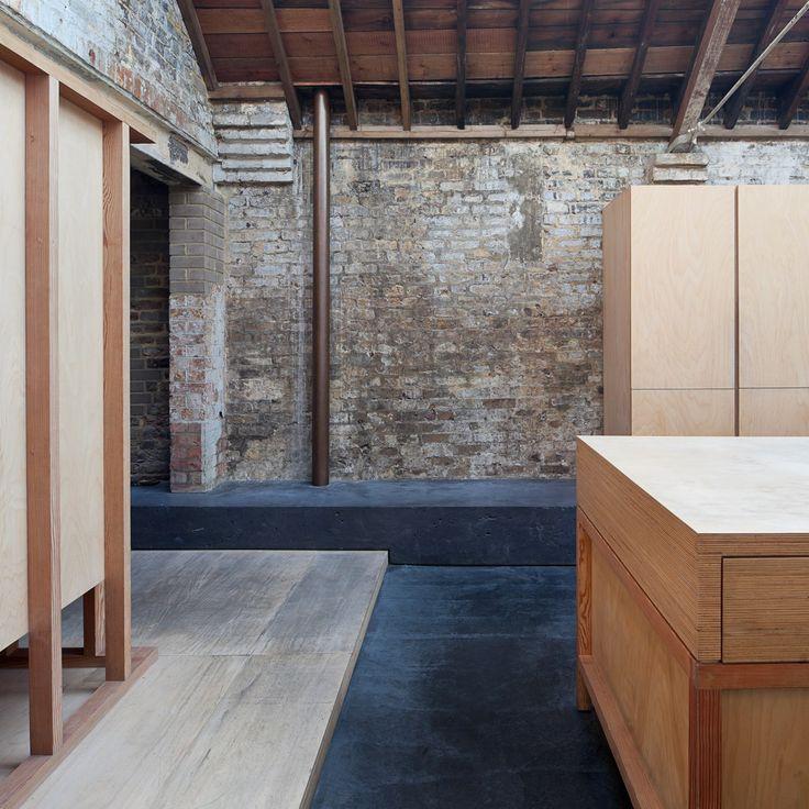 jonathan tuckey design architects / collage house, west kilburn london