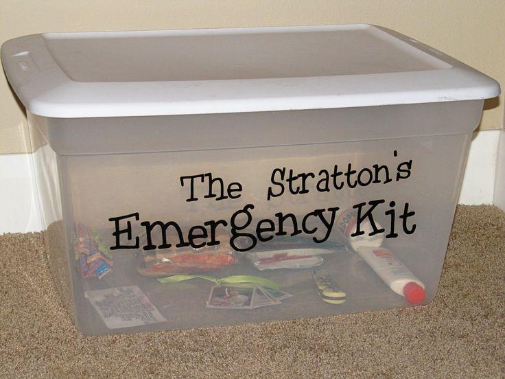 Lovely Little Snippets: Emergency Preparedness Kit {week-by-week}: 72 Hour Kits, Preparedness Kits, Emergency Supplies, Emergency Preparing, Emergency Preparedness, Kits Weeks By Weeks, Families Emergency, Emergency Kits, Pets Food