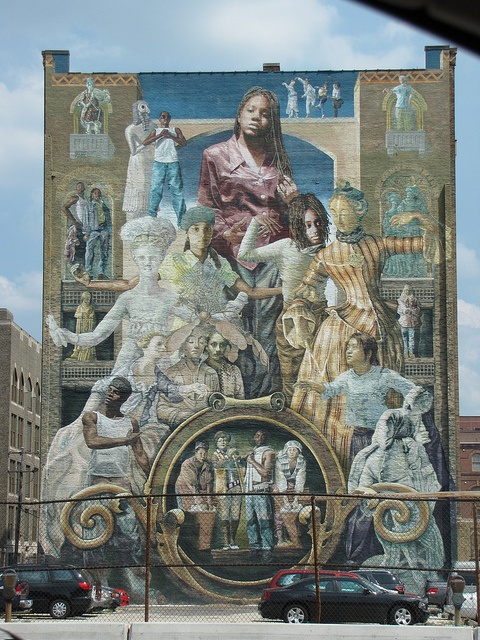 1000 images about philadelphia street art on pinterest for Common threads mural