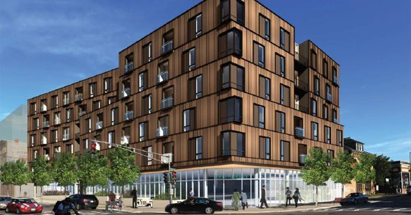 Six Building Allston Development Would Add 334 Condos And Apartments Plus Retail Massachusetts Association Of Buyer Agents Allston Building Cambridge Street