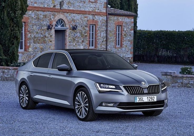 New Skoda Superb 2016 India Launch in January 2016 [Images & Details]