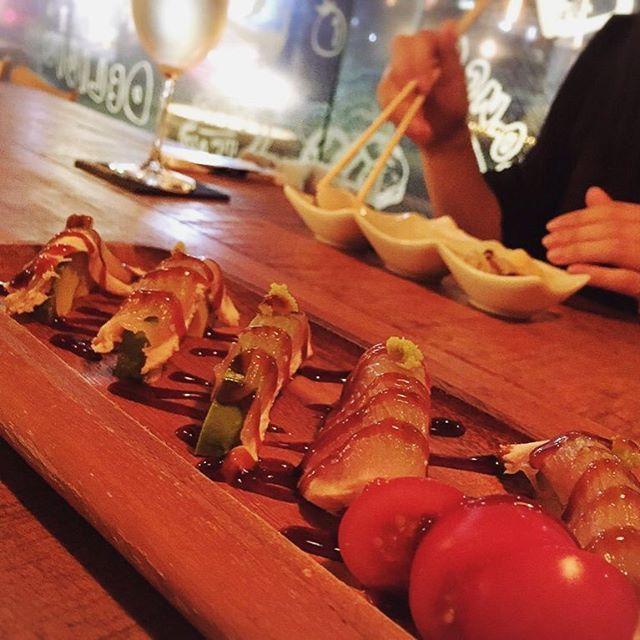 #Bar . . . #写真好きな人と繋がりたい  #iphone越しの私の世界 #バル #お肉 #肉バル #肉バルyujiro #夜食 #夜 #食 #ノンアルコール #肉 #肉料理 #一品 #photography #photographer  #iphonephotography #bar #food #foodphoto #foodstagram #night #nonalcoholic #nonalcohol #wine #meatbar #meat #dinner #yujiro