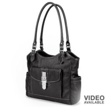 Chaps Traveler Four-Poster Tote
