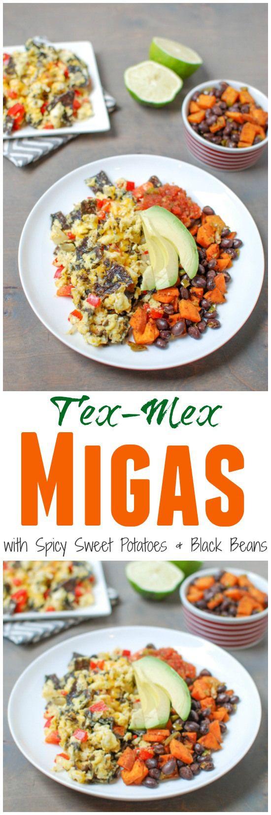 Tex-Mex Migas | Recipe | Easy chicken enchilada casserole, Mexican ...