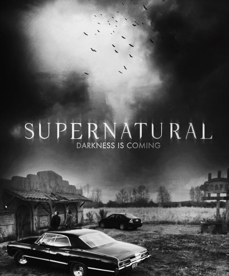 Supernatural Season 11 - Darkness Is Coming by LaiWinchester on DeviantArt