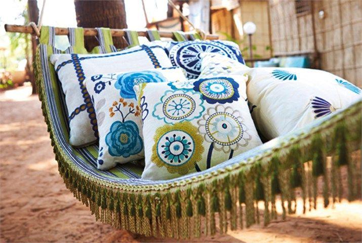 Harlequin Jardin Boheme Fabrics