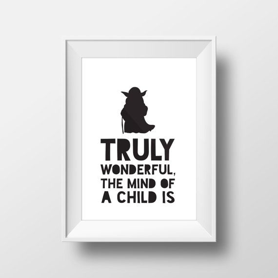 Hey, I found this really awesome Etsy listing at https://www.etsy.com/listing/261157008/star-wars-decal-truly-wonderful-the-mind