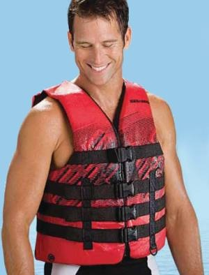 Sea-Doo NAVIGATOR PFD from St. Boni Motor Sports $34.99
