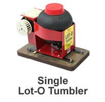 Lot-o-Tumbler Vibratory Rock Tumbler