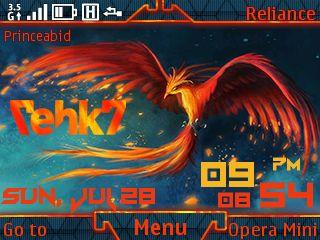 Free Phoenix [return of T7] theme by princeabid on Tehkseven