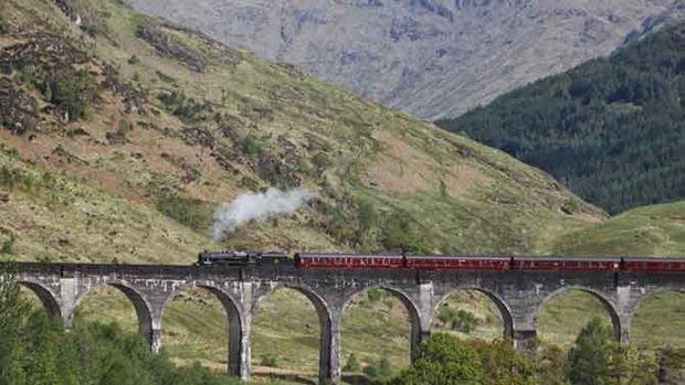 Isle of Skye tour & Jacobite Steam Train journey - 3 days (Highland…