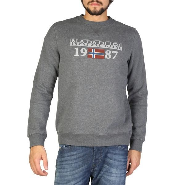 Napapijri Men/'s Sweatshirt Burgee NP0A4EAV Various Colours