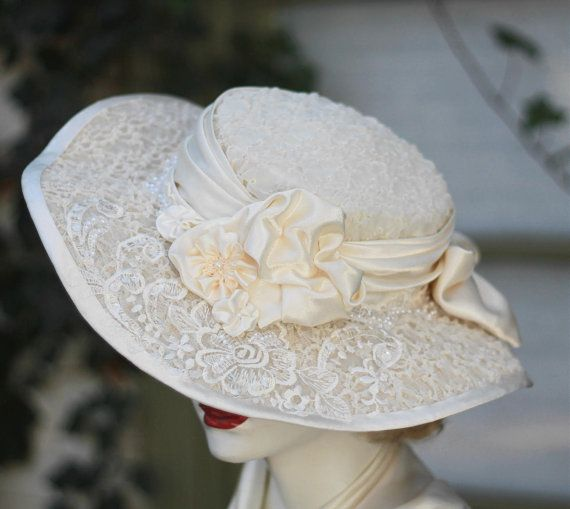 Vintage Wedding Hat 85