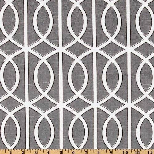 54'' Wide Dwell Studio Bella Porte Charcoal Fabric By The Yard by Dwell Studio, http://www.amazon.com/dp/B004CGU64S/ref=cm_sw_r_pi_dp_ikqvqb1NZE013