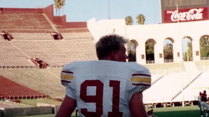 In New Documentary, Former USC Football Player Bob DeMars Sheds Light on the Dark Side of College Sports   VICE Sports
