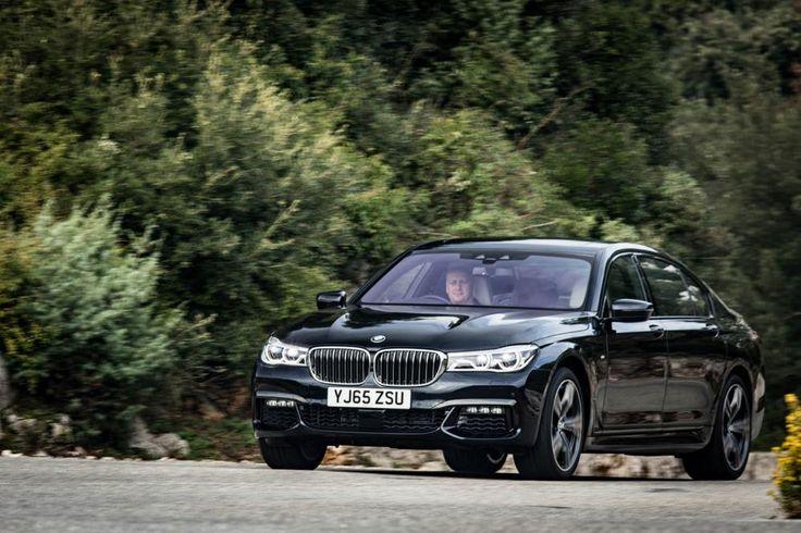 BMW 730d xDrive M Sport Saloon 3.0d | Eurekar