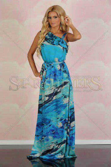 Rochie PrettyGirl Fantasy Blue