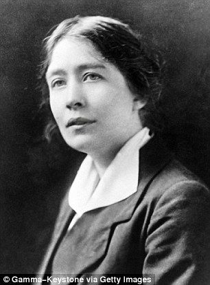 Sylvia was the second daughter of Emmeline and Richard Pankhurst