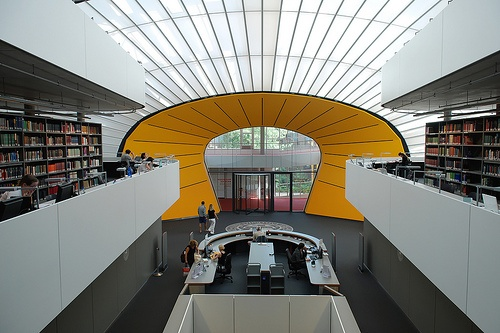 Hofburg Library By Penda Www.home Of Penda.com | Architecture  | Pinterest  | Architecture