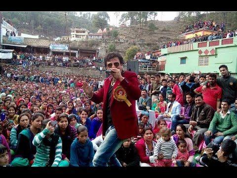 Kuldeep Sharma's Live show in Uttarakhand   Himachal   Nati live show   Himachali Best Singers.