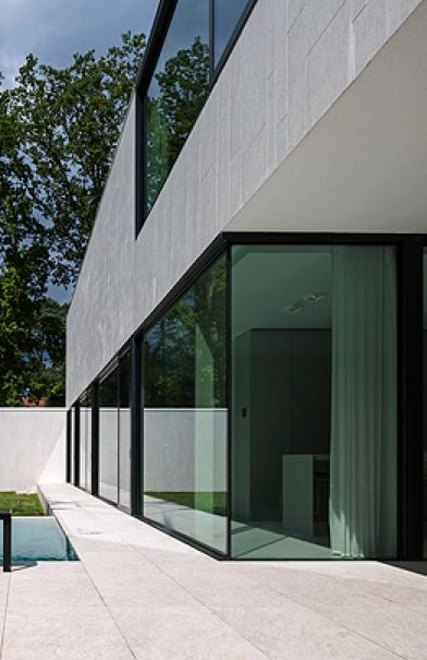 The DM Residence in Belgium by Cubyc architecture _