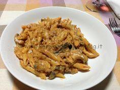 Ricetta Pasta risottata penne alla boscaiola Kenwood | Kenwood Cooking Blog