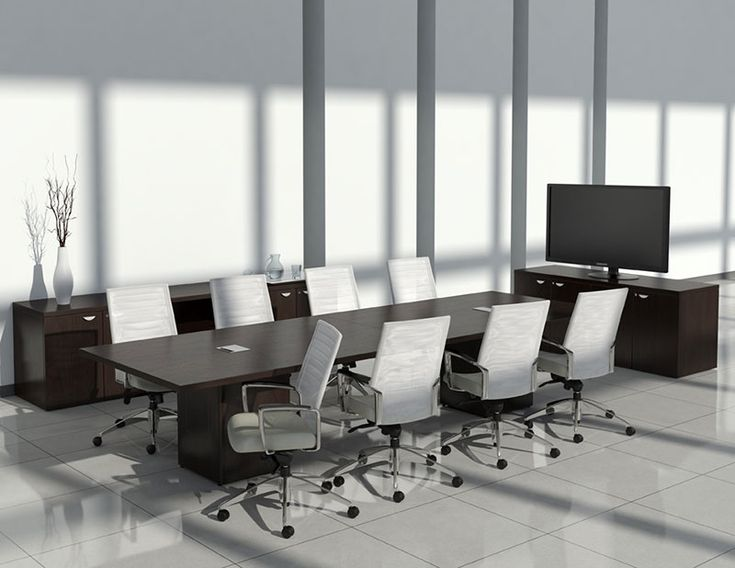 Modern Conference Table With Power Conferencetables