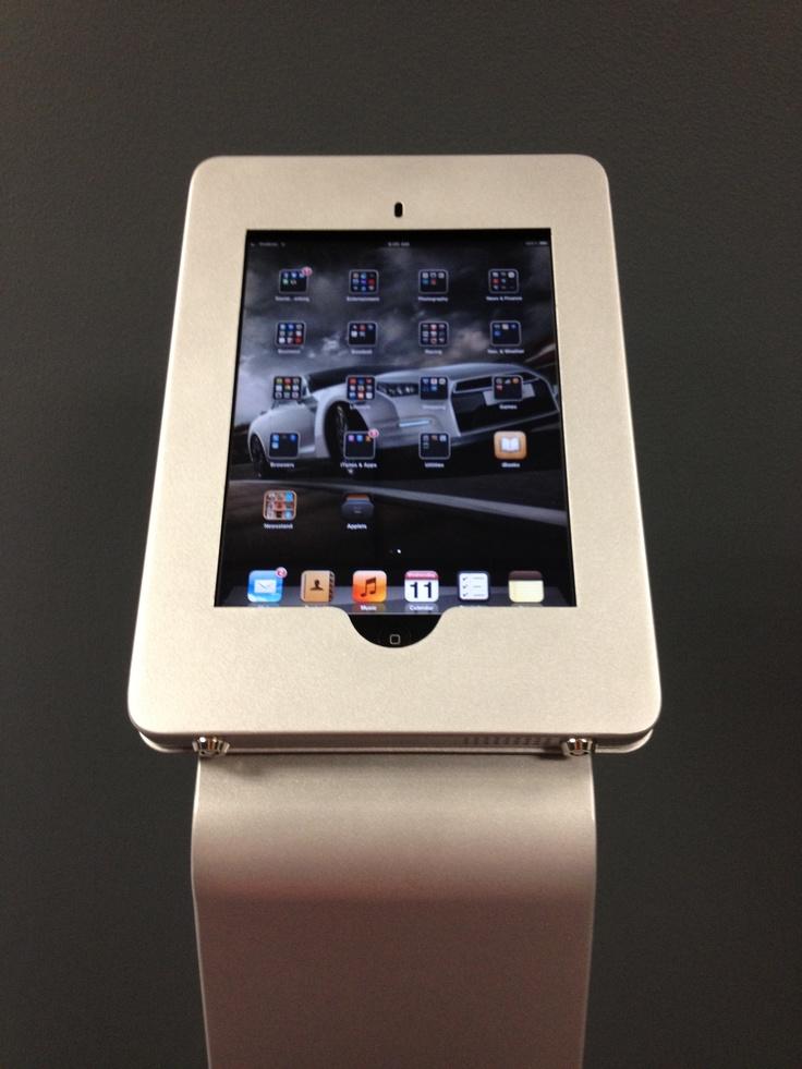 Modular iPad Kiosk