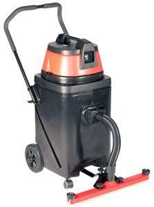 Victor WV35 Wet Vacuum Cleaner Fixed Nozzle 110 Volt. The WV35N provides powerful wet vacuuming with a genuine 35 litre capacity. The internal float assembly has the unique ability to float on foam protecting the motor from damage, and both machines have a dump hose fitted at the rear for easy emptying. The dry use filter option is HEPA, for safer dust removal. The WV35N has a wide cleaning width of 600 mm created by its self-levelling squeegee, and is easy and comfortable to use.