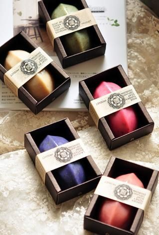 Handmade Soap #Packaging