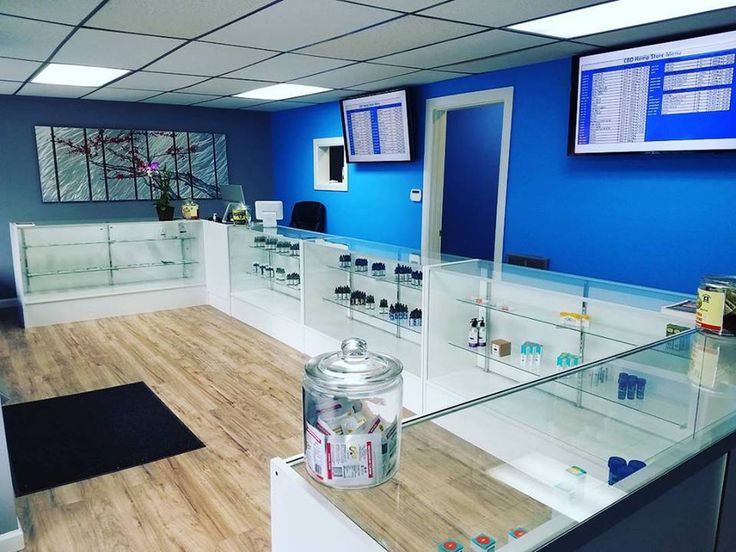 Oregon just got its very first CBD-only cannabis boutique. The CBD Hemp Store softly opened Friday, January 12, at 1523 SE Morrison St., with the goal of offering CBD cannabis products to people who don't want to have to go to a dispensary. CBD is the non-intoxicating substance in cannabis often used for anxiety and pain relief.