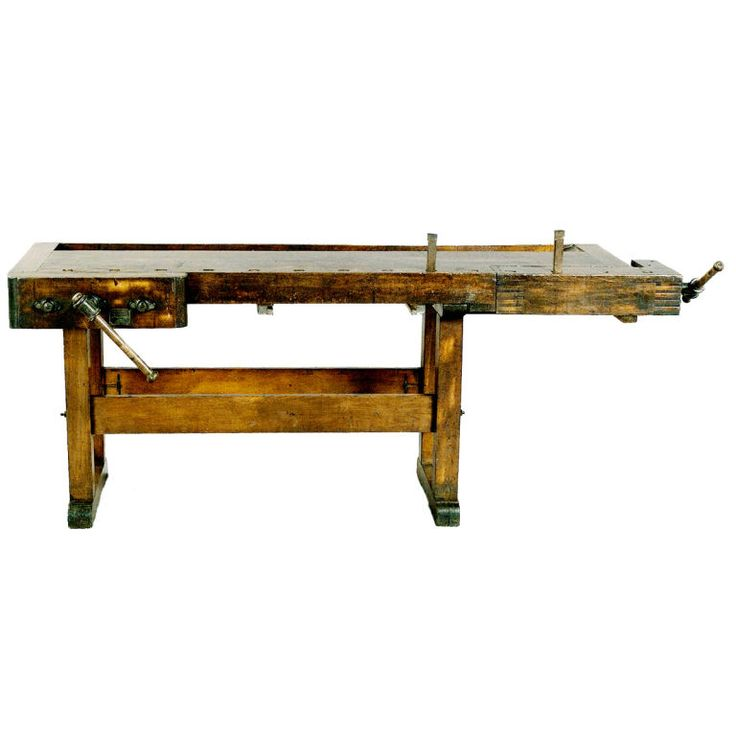 English Workbench | Bench, Workbench ideas and Woodworking