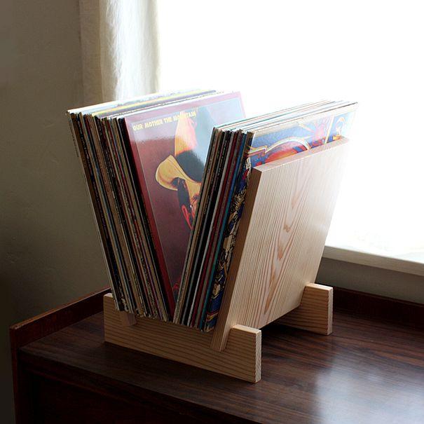 25 best ideas about vinyl storage on pinterest vinyl record storage record storage and. Black Bedroom Furniture Sets. Home Design Ideas