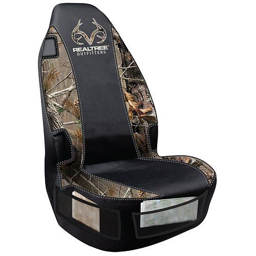 Spg Universal Seat Cover Realtree Ap Car Stuff